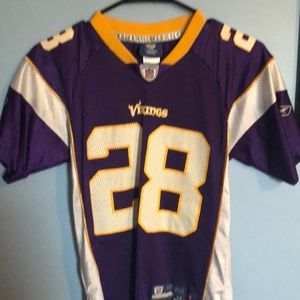 Minnesota Vikings Adrian Peterson Jersey